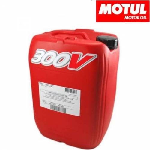 huile moteur synth tique motul 300v comp tition 15w50 bidon de 20 litres. Black Bedroom Furniture Sets. Home Design Ideas