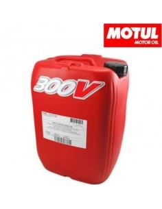 Huile moteur MOTUL 300V Power 5w40 Bidon 20 Litres