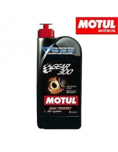 Huile pour Boite de vitesse MOTUL Gear Box 300 75w90 1 Litre