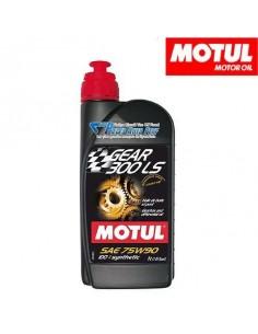 Huile pour Boite de vitesse MOTUL Gear Box 300 LS 75w90 1 Litre