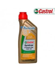 Huile pour Boite de vitesse CASTROL Syntrax Limited Slip 75w140 1 Litre