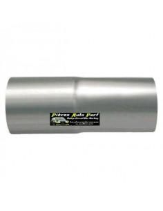 Réducteur Inox 2 étages Longueur 100mm Diamètre 50mm/45mm