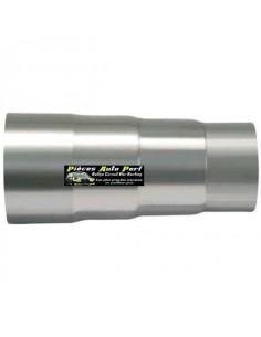 Réducteur Inox 4 étage Longueur 160mm Diamètre 65mm/63.5mm/60mm/55mm