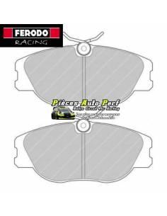 Plaquettes de freins Avant FERODO Racing pour LANCIA Delta Integrale 16s