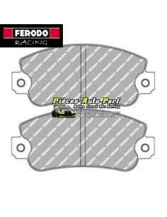 Plaquettes de freins Arrière FERODO Racing pour LANCIA Delta Integrale 8s