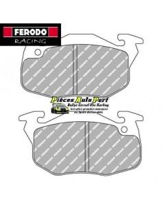 Plaquettes de freins Avant FERODO Racing pour PEUGEOT 106 1l3 Rallye
