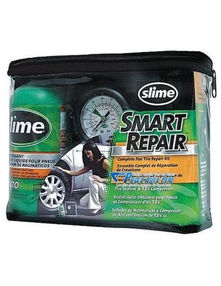 Kit complet réparation de roue SLIME Auto/4x4/Suv