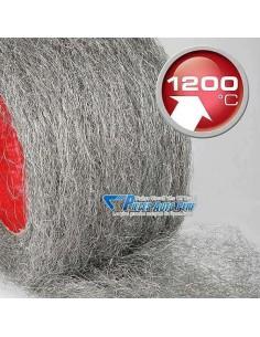 Laine d'acier Performance Anti-magnétique SSAM-HT 1200° Rouleau 1kg