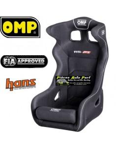 Siège baquet Fibre FIA OMP RS PT2