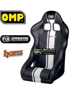 Siège baquet Tubulaire FIA OMP TRS Plus SKY Noir