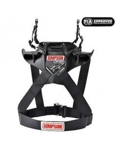 Systeme HYBRID Sport sans Quick Release Homologué FIA Taille XL