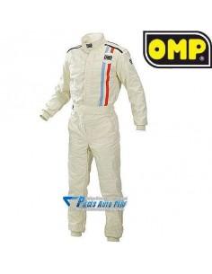 Combinaison VHC FIA OMP Classic Crème