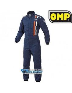 Combinaison VHC FIA OMP Classic Bleu