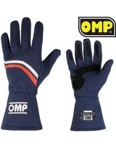 Gants VHC FIA OMP Dijon Bleu marine