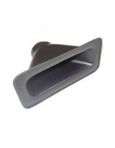 Ecope de refroidissement Rectangulaire Centrale Dimensions 255x80mm