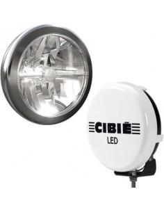Phare longue-portée CIBIE Oscar LED 180mm Chrome