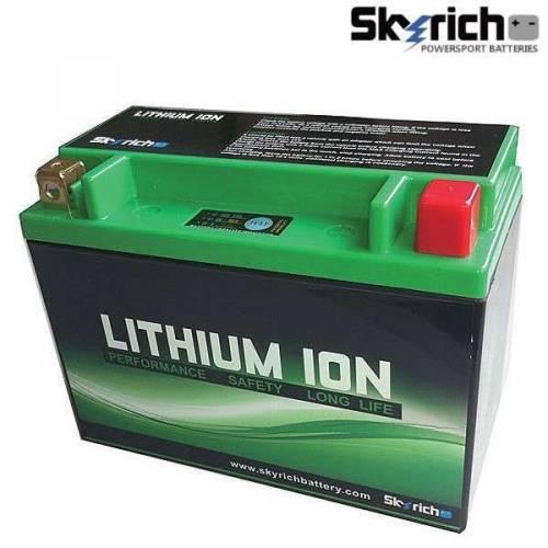 Batterie Lithium-Ion Hautes performances SKYRISH 16/320Ah 186x81x170mm