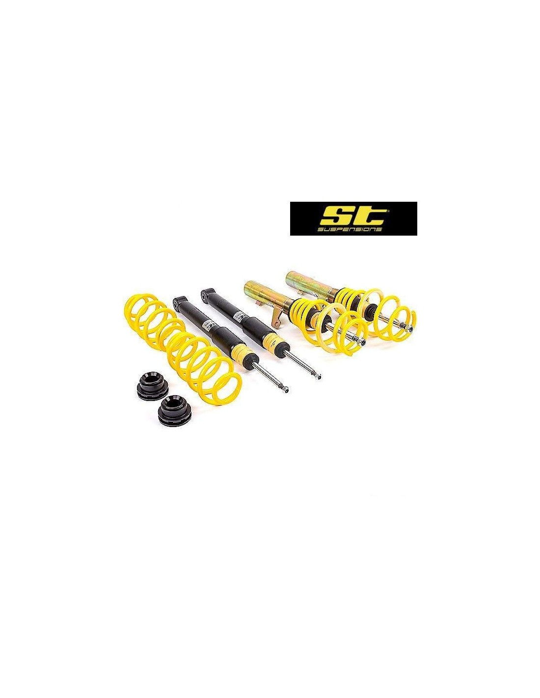 kit combin s filet s st suspensions st x volkswagen golf 4. Black Bedroom Furniture Sets. Home Design Ideas