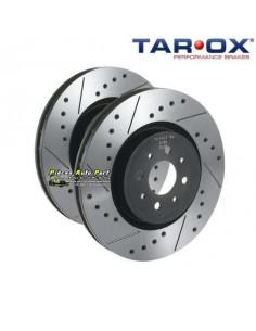 Disques de freins Avant Hautes performances TAROX SJ 260x12.8mm LANCIA Fulvia 1l3 S