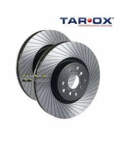 Disques de freins Avant Hautes performances TAROX G88 260x12.8mm LANCIA Fulvia 1l3 S