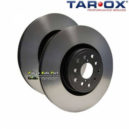 2 disques de freins avant trait s tarox zero pour peugeot 206 2l0 16v. Black Bedroom Furniture Sets. Home Design Ideas