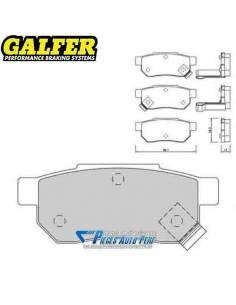 Plaquettes de freins Arrière GALFER Sport Lotus Elise 1l8 16v