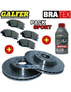 Pack Freinage SPORT Avant Bmw E46 330