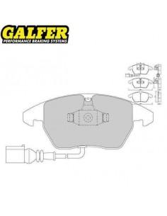 Plaquettes de freins Avant GALFER Sport Vw Scirocco 2l0 TDi 16v