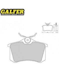 Plaquettes de freins Arrière GALFER Sport Vw Scirocco 2l0 TFSi 16v