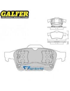 Plaquettes de freins Arrière GALFER Sport RENAULT Megane 2 RS