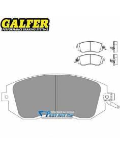 Plaquettes de freins Avant GALFER Sport Subaru BRZ 2l0 16v