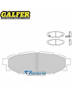 Plaquettes de freins Arrière GALFER Sport Subaru BRZ 2l0 16v