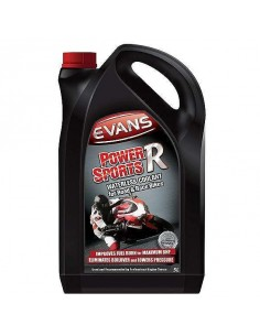 Liquide de refroidissement Sans Eau EVANS POWER SPORT R Moto Route/Course Bidon de 5 Litres