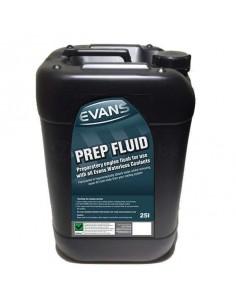 Liquide préparatoire Hygroscopique EVANS Prep Fluid Bidon de 25 Litres