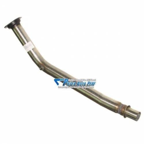 Décatalyseur/Tube afrique Inox Citroen ZX 2l0 16v 155cv