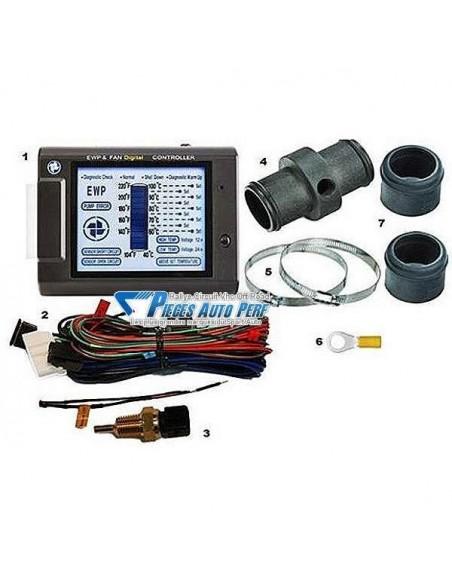 Controleur Electronique pour Pompes à eau électrique