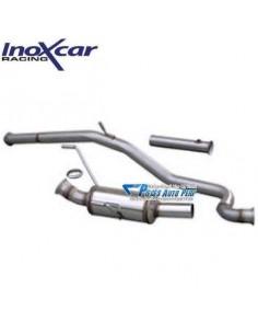 Ligne d'échappement Groupe N Inox Peugeot 206 2l0 16v RC