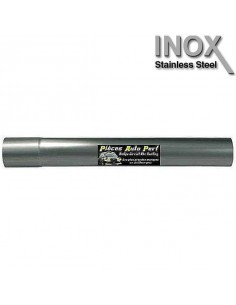 Tube Inox Diamètre extérieur 40mm Longueur 1 mètre