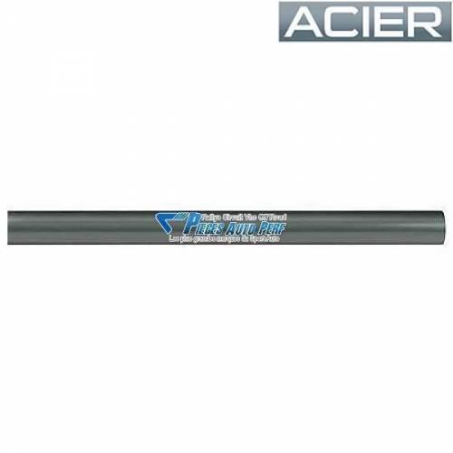Tube Acier Diamètre extérieur 50.8mm Longueur 1 mètre