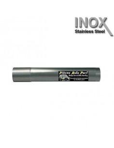 Tube Inox Diamètre extérieur 63.5mm Longueur 500mm