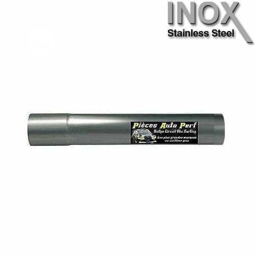 Tube Inox Diamètre extérieur 76mm Longueur 500mm