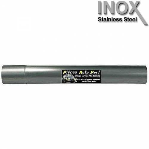 Tube Inox Diamètre extérieur 76mm Longueur 1 mètre