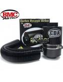 Kit Admission dynamique Universel Carbone véritable BMC CDA Noir Pour puissance de plus de 160cv