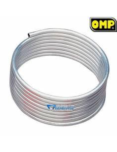 Tuyau Aluminium pour extincteur Diamètre 8mm Longueur 4 mètres