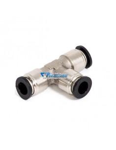 Raccord T emboité OMP pour tuyau d'extincteur 8mm