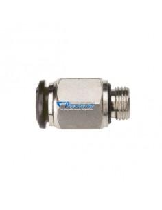 Raccord Droit OMP pour tuyau d'extincteur 8mm