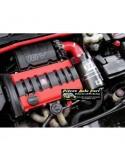 Kit Admission dynamique Universel Carbone véritable BMC CDA Noir Moteurs 6 et 8 Cylindres jusqu'à 160cv