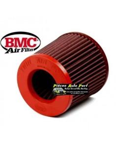 Filtre Admission directe Double cone Métal BMC TWIN AIR Entrée 76mm Hauteur 140mm