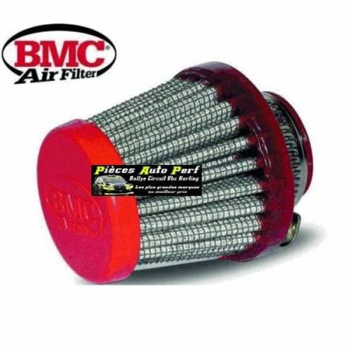 Filtre reniflard Coton BMC Diamètre d'entrée 12mm