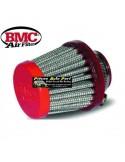 Filtre reniflard Coton BMC Diamètre d'entrée 16mm